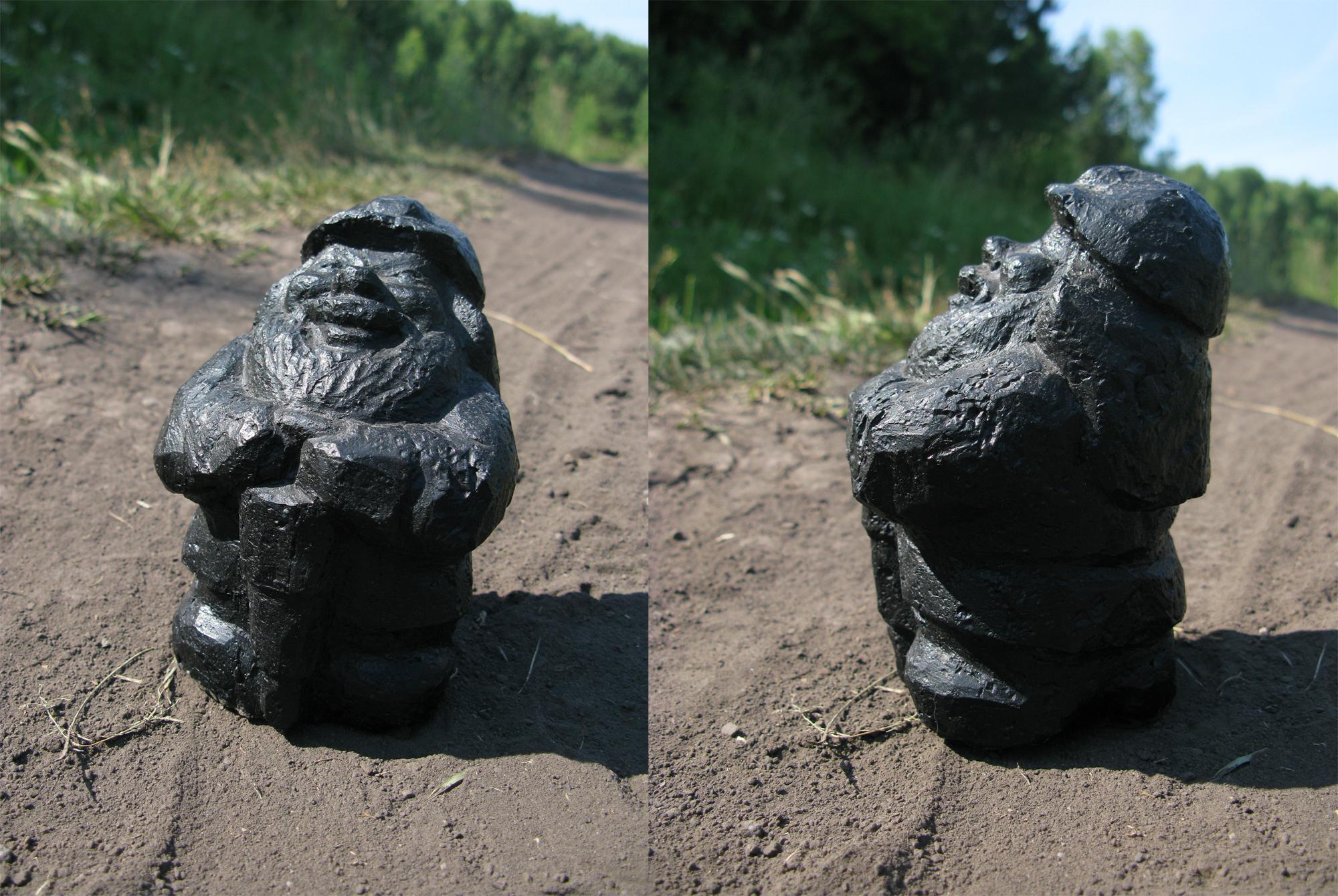 Поделки из угля своими руками 31